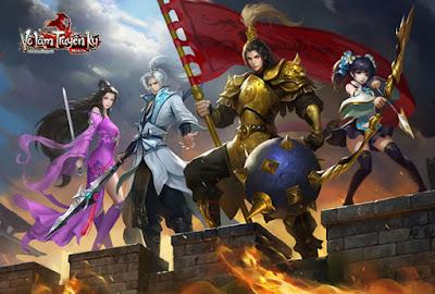 Top 5 game online mobile được chơi nhiều nhất Việt Nam