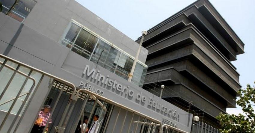 MINEDU: Este año no habrá evaluación de Desempeño Docente