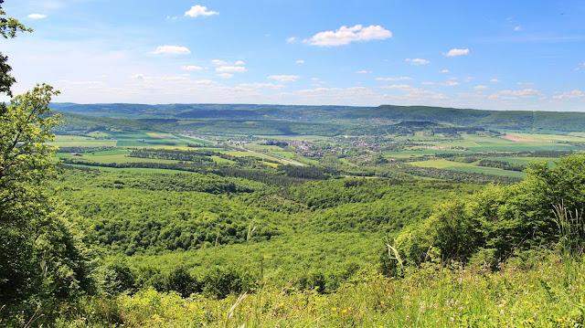 Montagne d'Etang - Velars-sur-Ouche