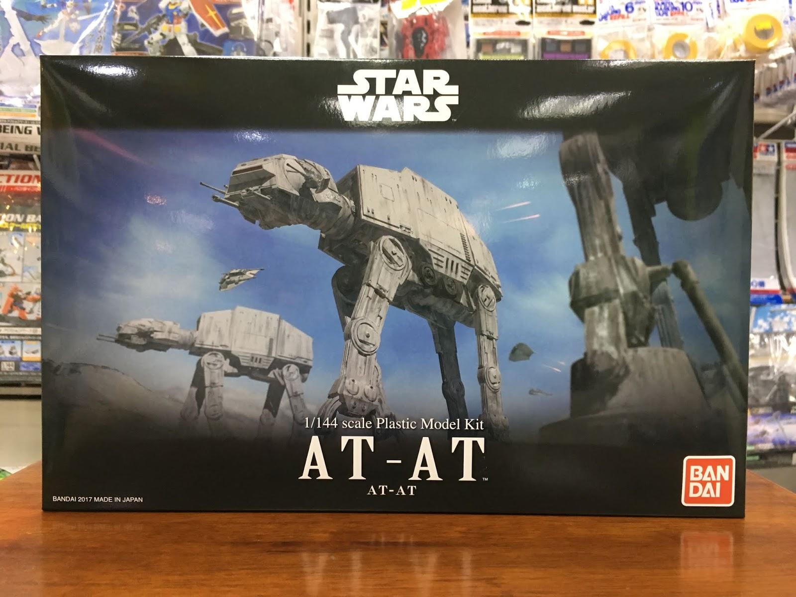 DeToyz Shop: Bandai Star Wars Model kits new arrival and