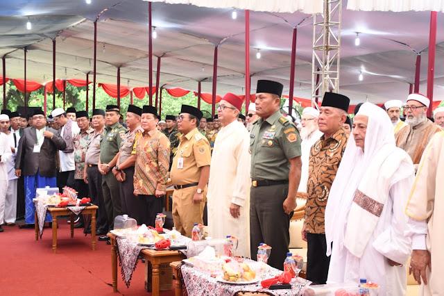 Kasum TNI Hadiri Konferensi Ulama Sufi Internasional di Pekalongan