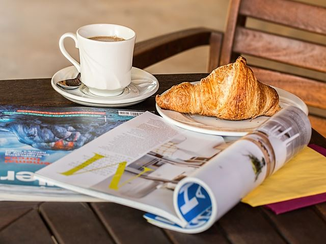 Café da manhã Italiano