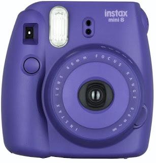 Fujifilm Instax Mini 8 Instant Film Camera,camera,amazon