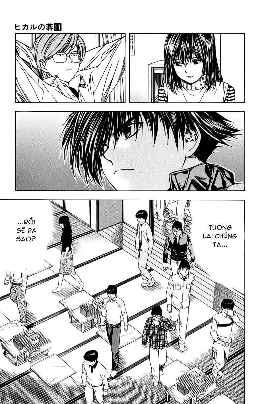 Hikaru No Go hikaru no go chap 93 trang 15