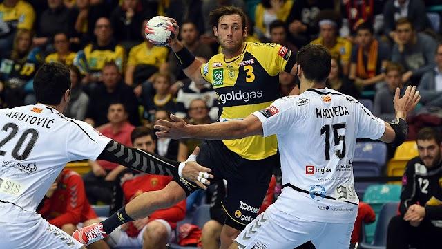 Vardar verliert Handball-Krimi gegen Rhein Neckar Löwen
