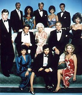 Imagen con los protagonistas principales de la serie americana The Colby's