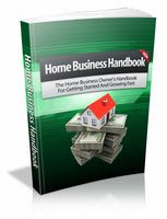 Home Based Business Book | Work At Home Business eBooks ...