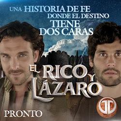 telenovela El Rico y Lazaro