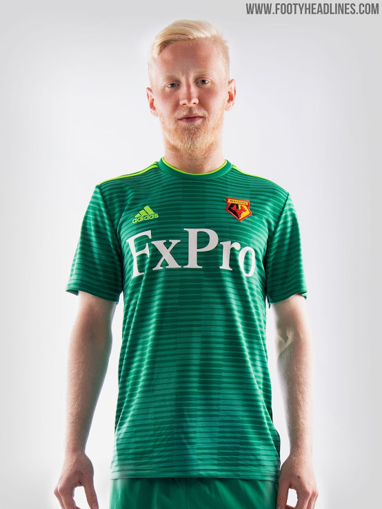 1efc6ba62 Watford 18-19 Away Kit Released - Footy Headlines