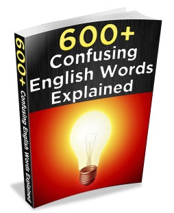 600+ Confusing English Words | English Audio Book