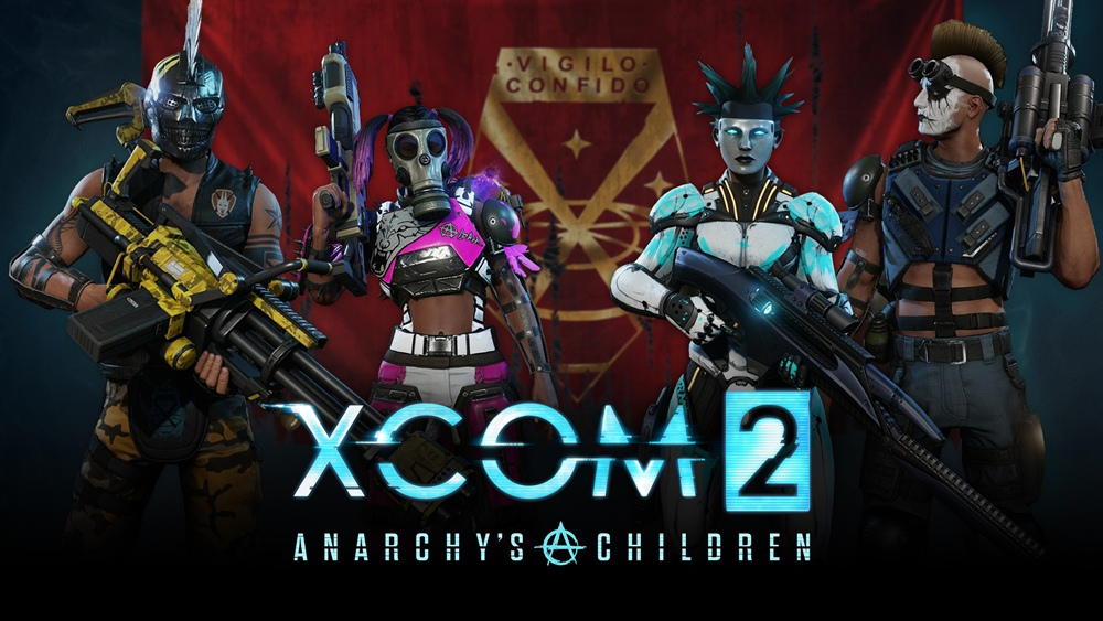 XCOM 2 Anarchy's Children Download Poster