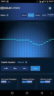 Dolby Atmos Untuk Mito A60 Kitkat