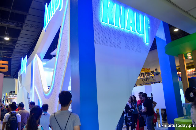 Knauf Tradeshow Display