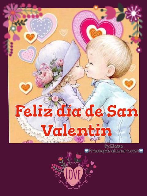 IMAGEN Feliz día de San Valentín