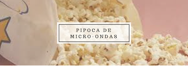 A pipoca com sabor e crocante nos filmes é uma delícia, quem não gosta?. A pipoca, em geral, é uma ótima fonte de fibras e vitaminas, mas não das pipocas de microondas ou de cinema. Então, é melhor evitar o consumo de pipoca embalada.