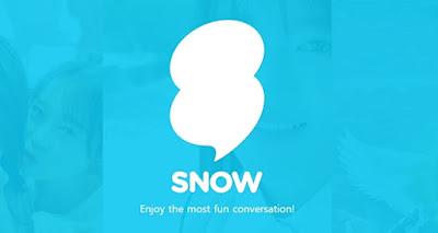 Logo app snow