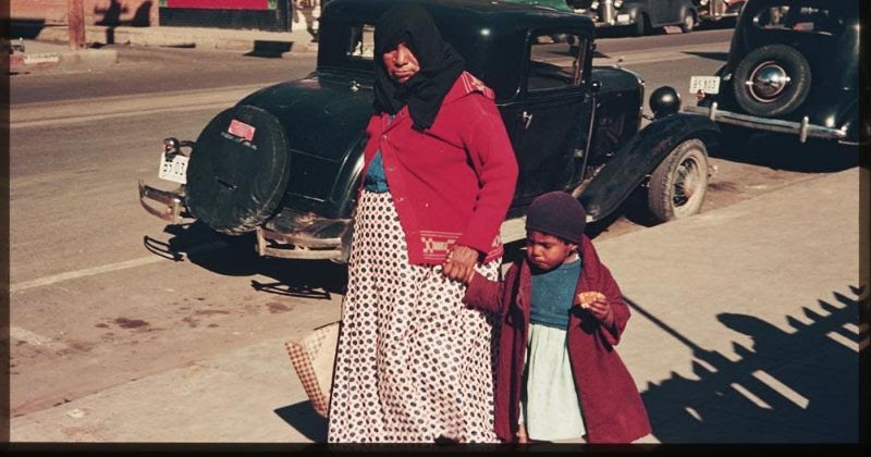 54 Extraordinary Kodachrome Slides That Reveal Everyday Life of the U.S in the 1940s