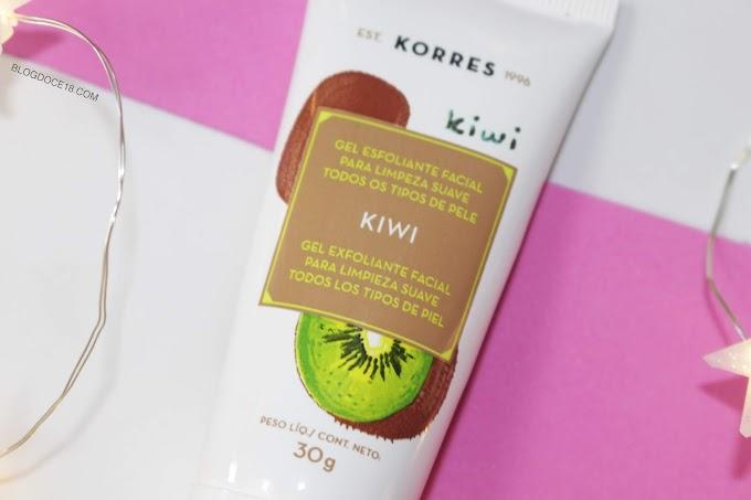 Resenha: Esfoliante Kiwi - Korres