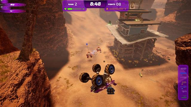 ShockRods PC full imagenes