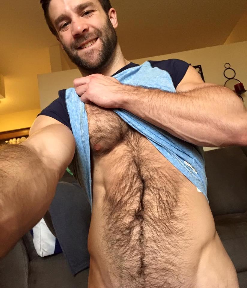 Gay Man In High Desert 47