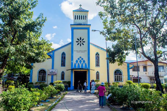 Churches in Zambales