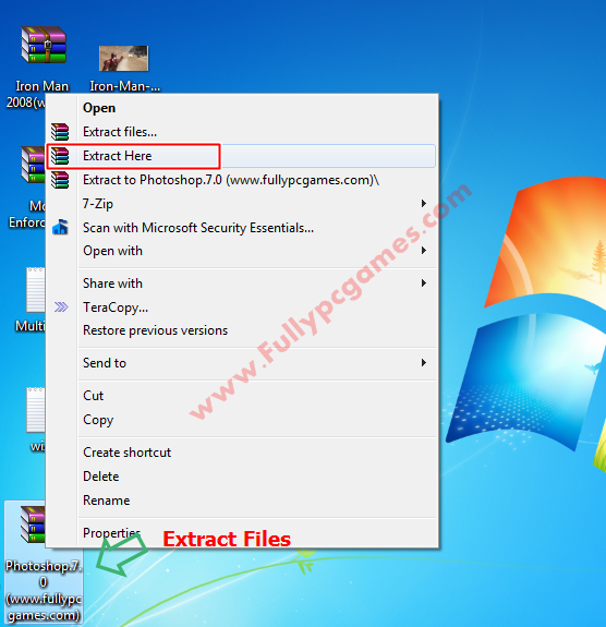 adobe photoshop 7.0 free download zip file