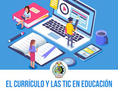 EL CURRÍCULO Y LAS TIC EN EDUCACIÓN
