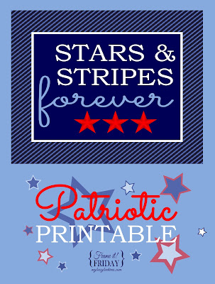 Stars and Stripes Forever by My Busy Beehives