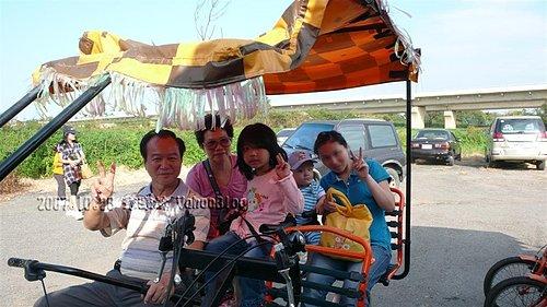 永安濱海景點|新屋綠色走廊自行車道