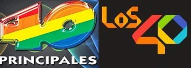 Logotipo de Los 40 Principales