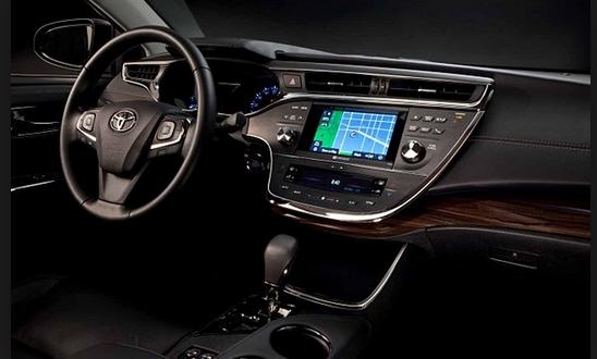 2016 Toyota Avalon Redesign