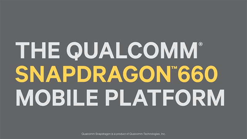 Snapdragon 630 And Snapdragon 660 With Quick Charge 4.0 And Bluetooth 5 Announced!