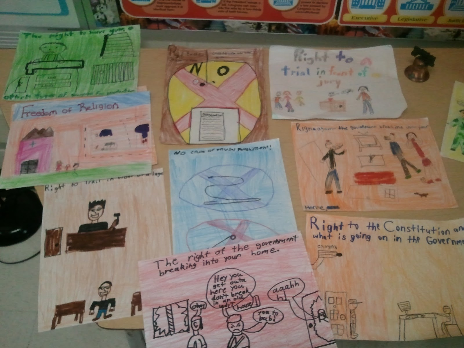 Amendments Of The Constitution For Kids
