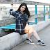 Dresses + Sneakers