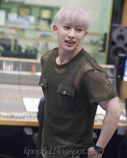 Poto Shin Hoseok Wonho Monsta X