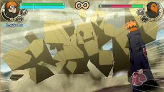 Cheat Naruto Shippude Ultimate Ninja Impack PPSSPP Membuka karakter Khusu