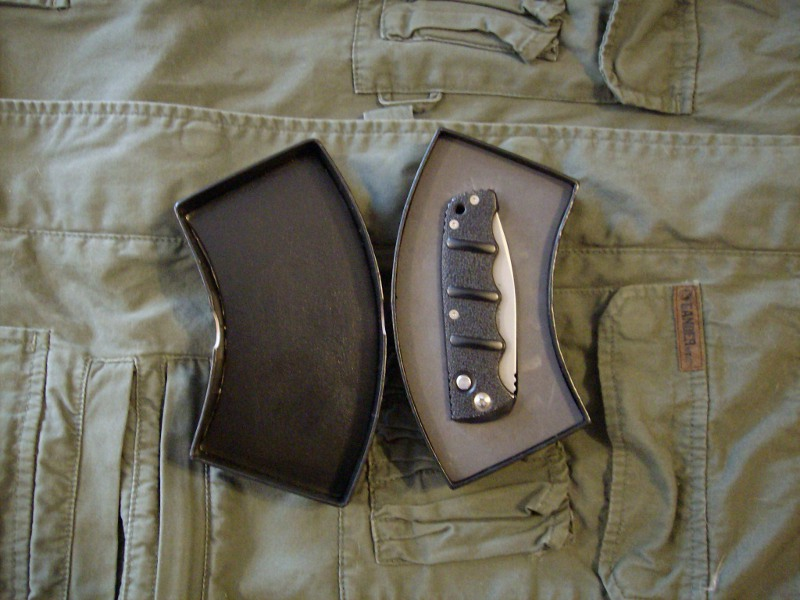 Malodorous Thoughts: Review: Boker AK-74 Automatic Knife