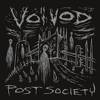 """Το βίντεο των Voivod για το τραγούδι """"Post Society"""" από το ομότιτλο ep"""
