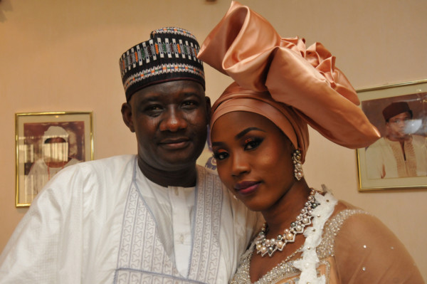 General Babangida's Daughter Halima Weds Gombe Traditional Ruler Auwal Abdullahi