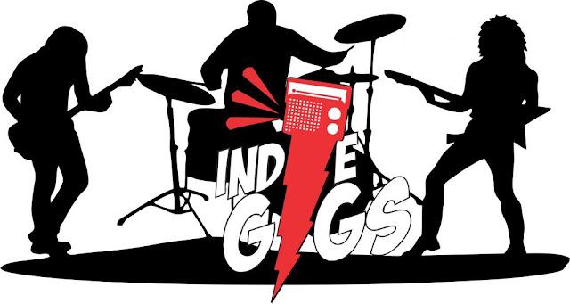 website untuk promo profil band