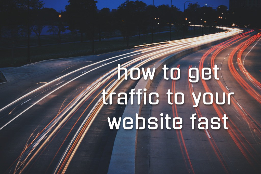 How to get traffic on your blog
