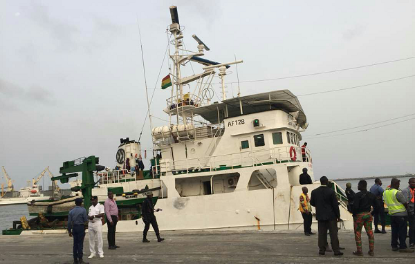 Ghanaian, 4 others held hostage by Nigerian pirates