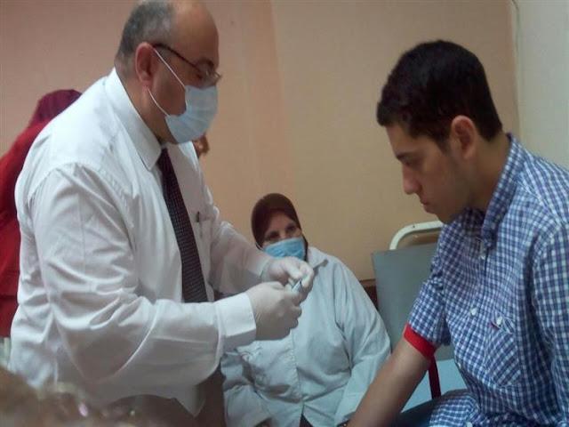 مبادرة مصر خالية من فيروس سي 2020 : الكشف على 585 مواطن