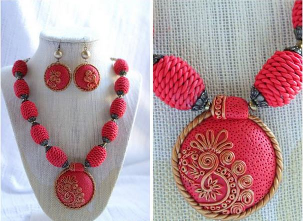 Goddess Polymer Clay Jewelry by Mitti Designs The Beading Gems