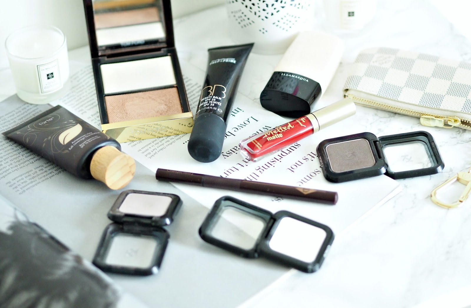 disappointing makeup items