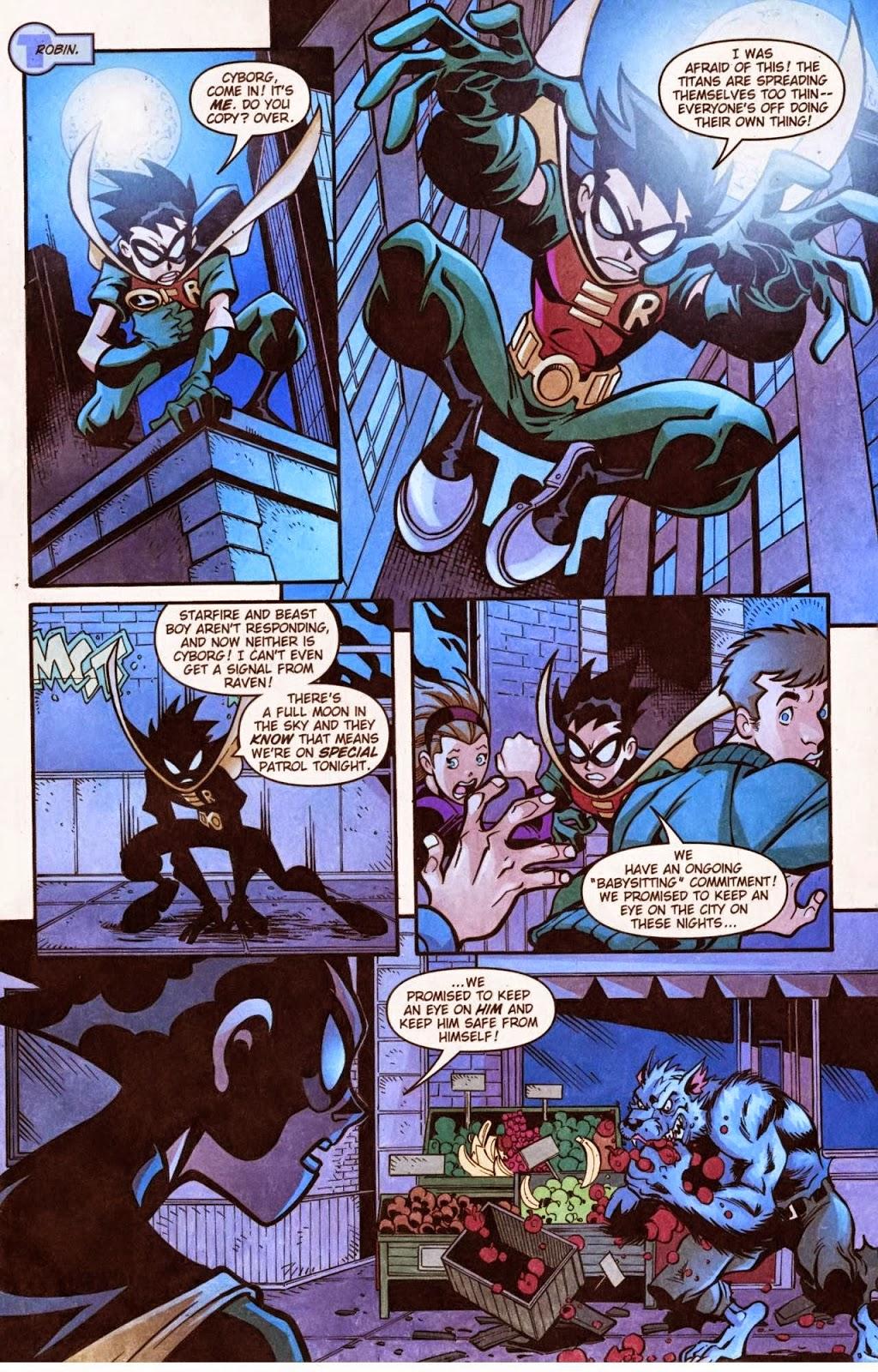 Teen Titans Go Comic Book Series Teen Titans Go Issue -9375
