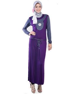 Gambar Baju Muslim Gamis Terbaru