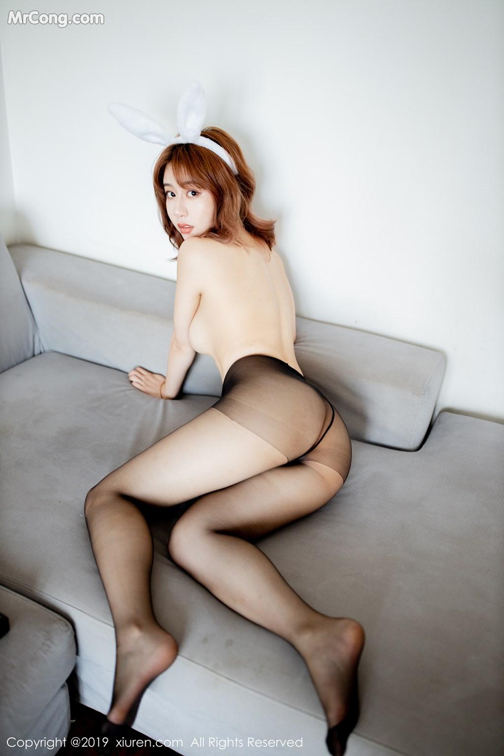 Image XIUREN-No.1654-NM-MrCong.com-038 in post XIUREN No.1654: 糯米NM (40 ảnh)
