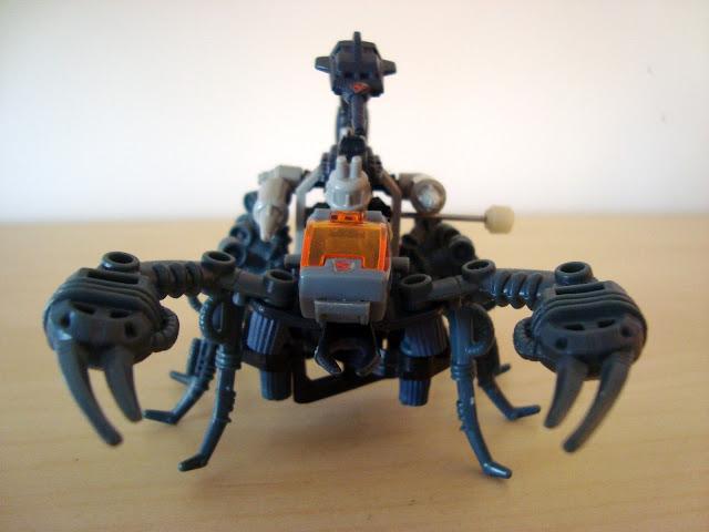 ZOIDS SCORPIO - TOMY Zoids-scorpio001
