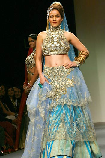The Style Hymn Ritu Beri S Couture Collection